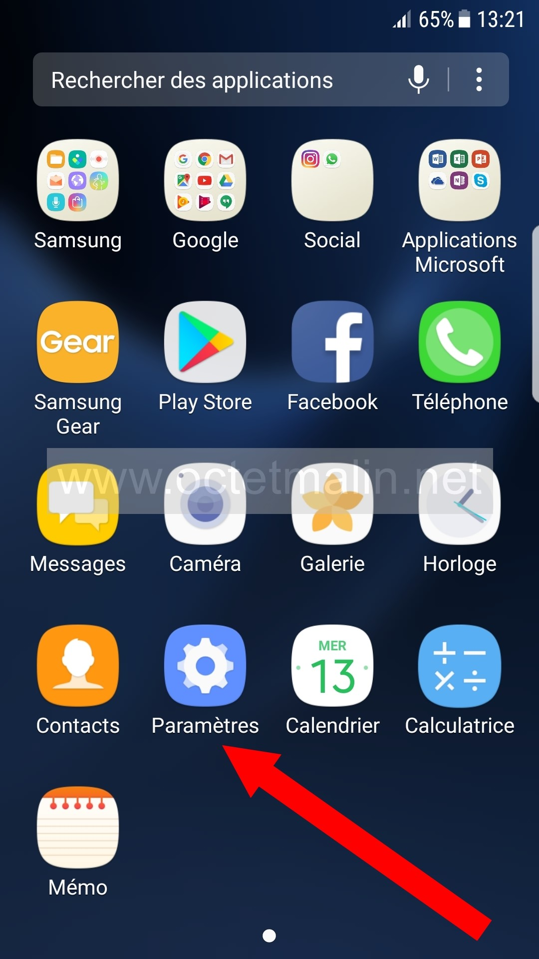 Calendrier Samsung S7.Android 7 0 0 Reinitialisation D Usine Samsung Galaxy S7