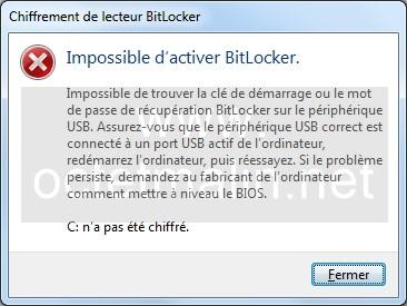 votre ordinateur a rencontré un problème et doit redémarrer windows 8.1