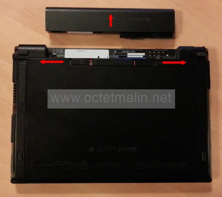 Hp elitebook 2570p remplacer le disque dur hdd ou ssd for Disque dur exterieur
