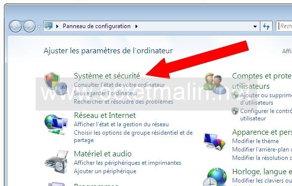 partager dossier windows 7