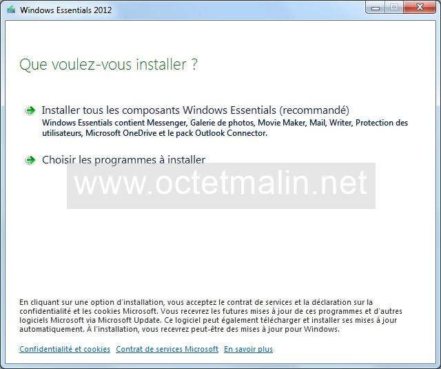 De manière générale, Windows Movie Maker fait partie de Windows  Essentials (Windows Live Essentials), qui a été publié en 2012, avec laMais en réalité, ce n'est pas le cas, car vous pouvez toujours  télécharger Microsoft Windows Live Essentials 2012 à partir d'Internet Archive, qui est...