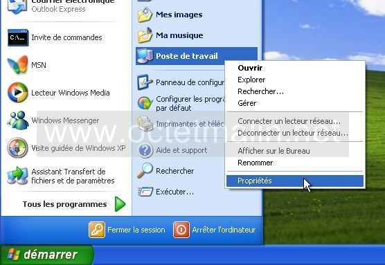 windows xp bureau distance activer l 39 autorisation